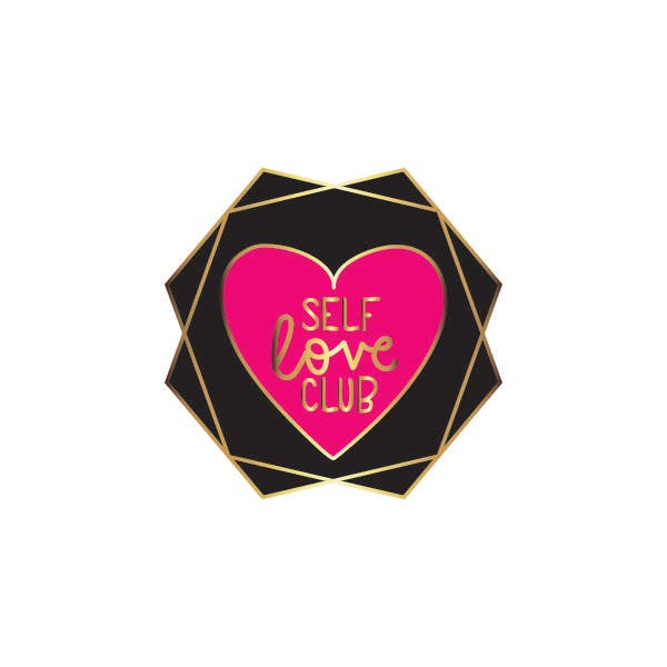 Little Lovelies Studio - Self Love Club Pin