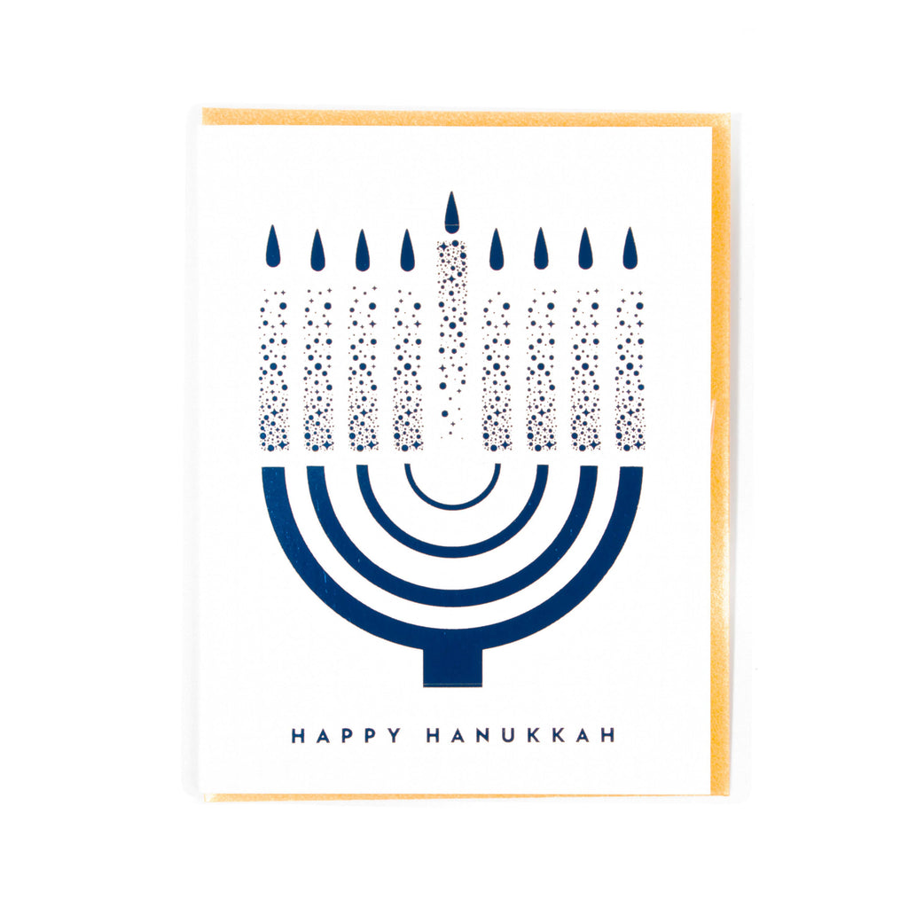 Paisley Paper Co. - Happy Hanukkah Card
