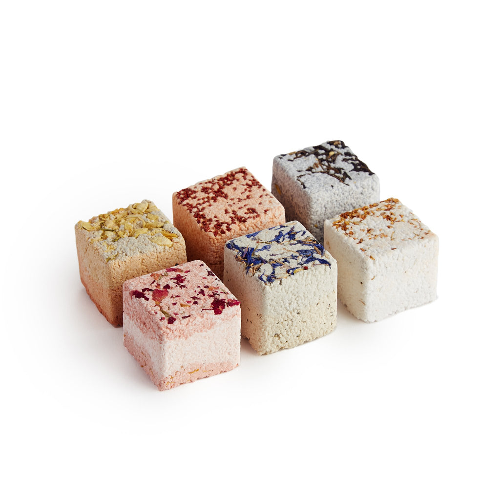 Expedition Cube: Clay Fizzies (5 scents)