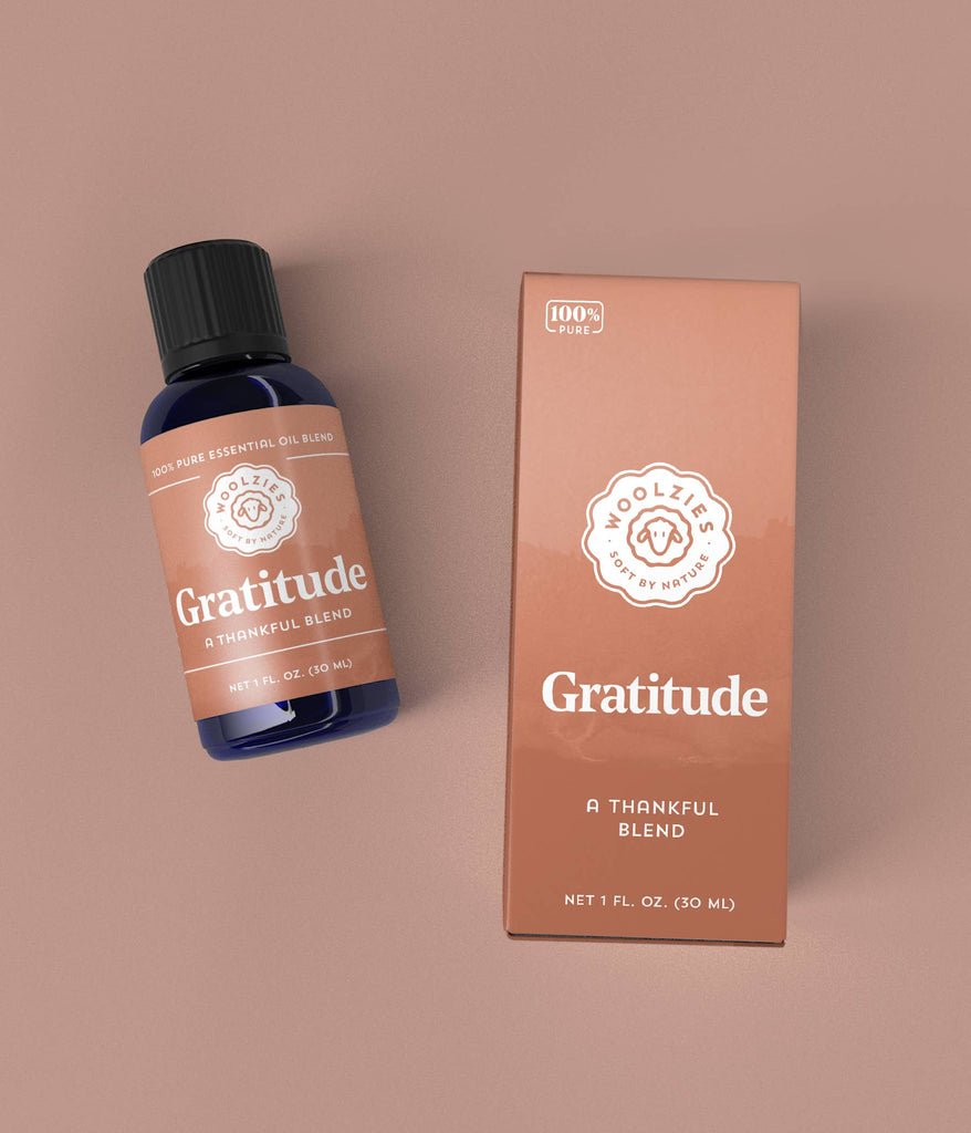 Woolzies - Gratitude Essential Oil Blend 1oz.