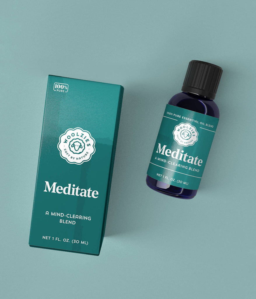 Woolzies - Meditate blend Essential oil 1oz