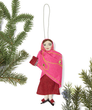 Silk Road Bazaar - Malala Ornament
