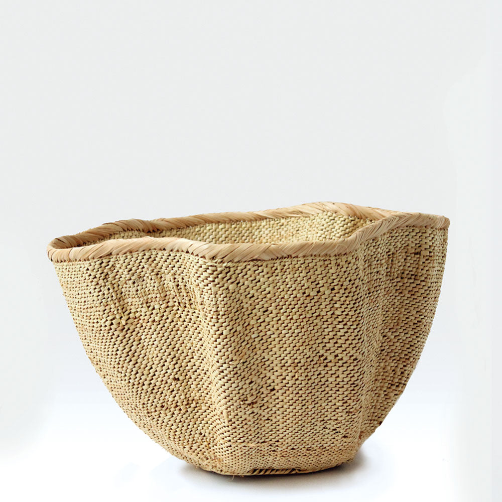 Batonga Handwoven All-Natural Addmo Basket