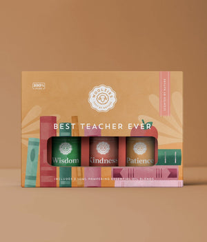 The 'Best Teacher Ever' Essential Oil Collection