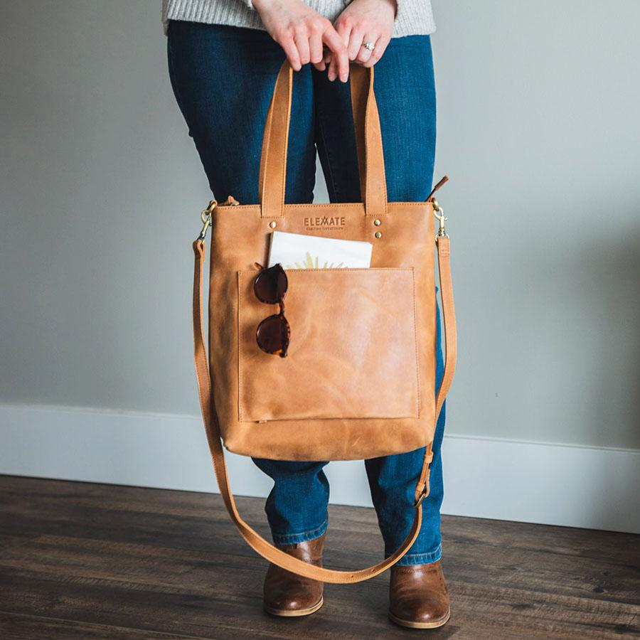 Elevate - The Bucket Bag Tote (2-in-1)