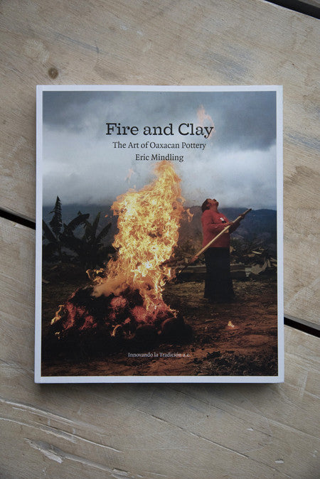 Fire and Clay Coffee Table Book
