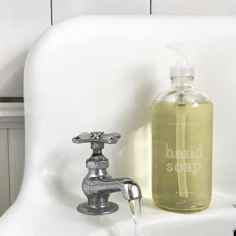 Common Good-Bergamot Hand Soap 16oz.