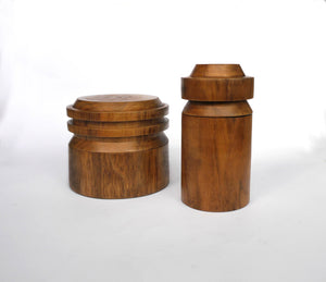 Orinoco Wood Container