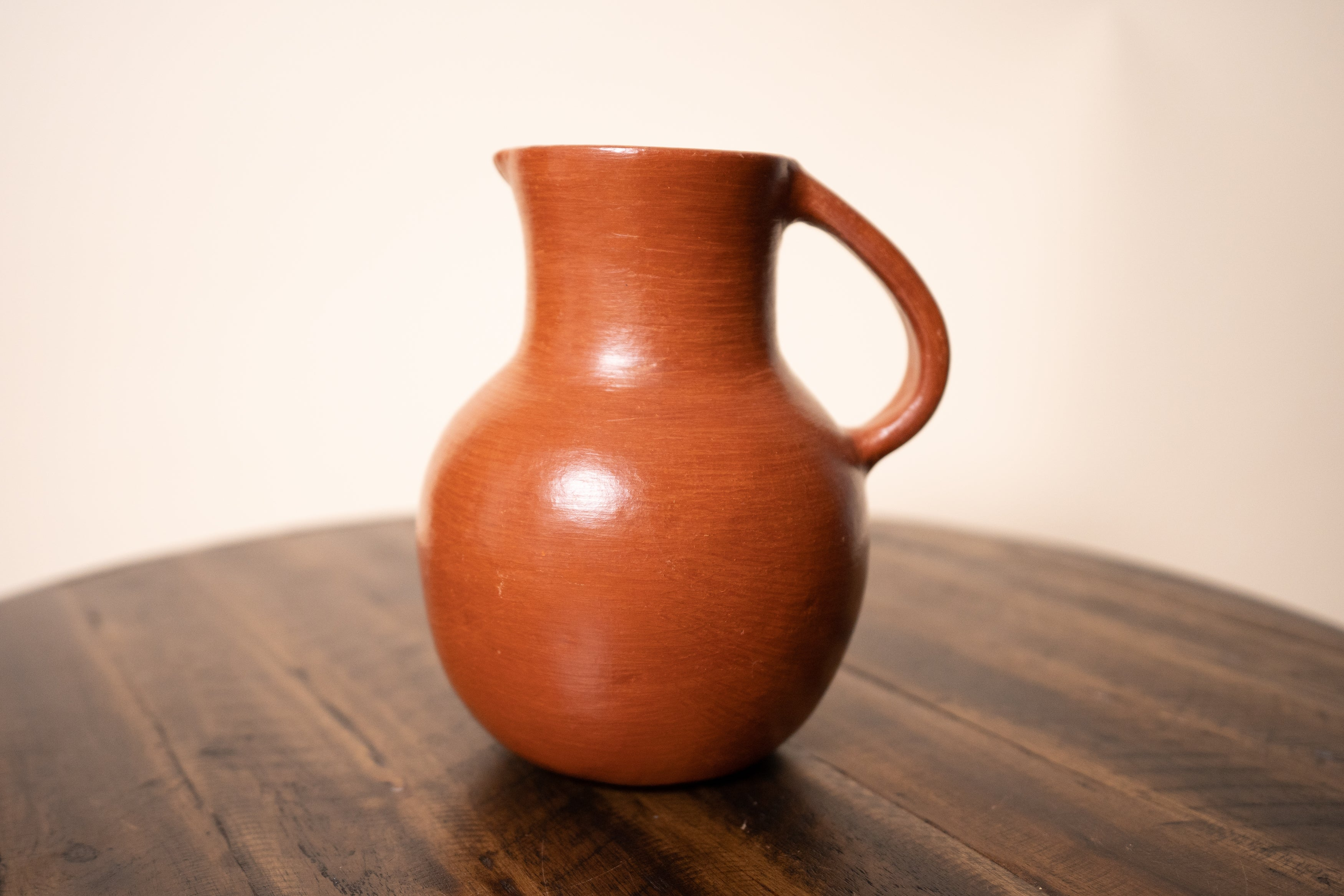 Clay Jugs made by hand in Oaxaca Mexico