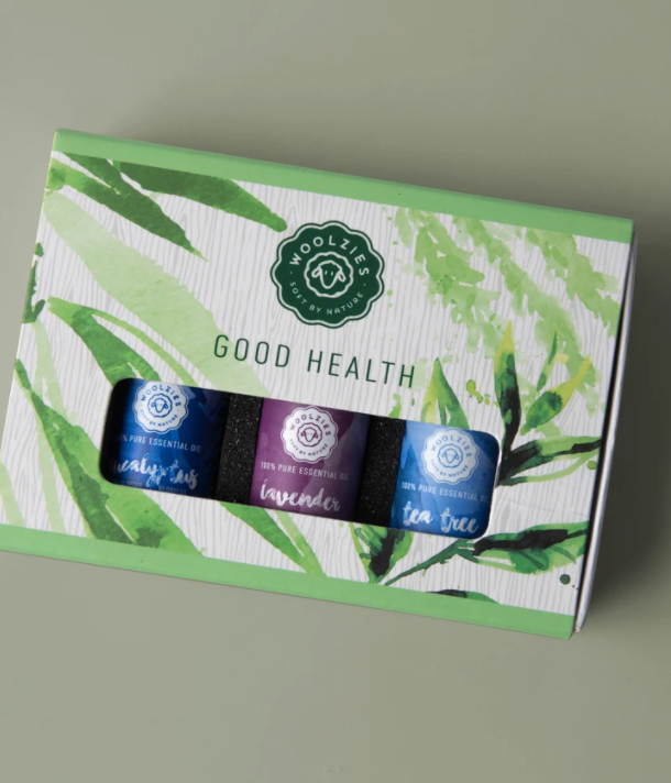 The Good Health Essential Oil Collection