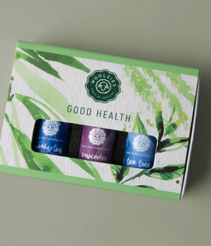 The 'Good Health' Essential Oil Collection