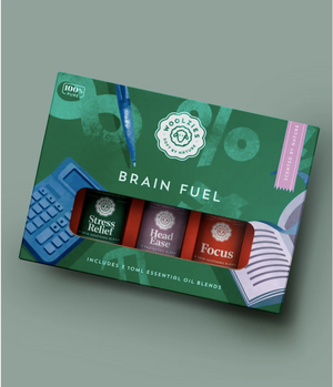 The 'Brain Fuel' Essential Oil Collection