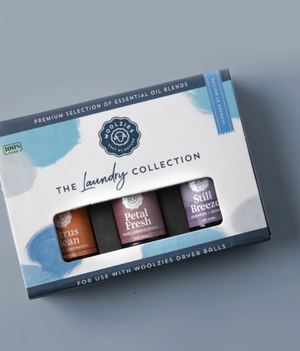 The 'Laundry' Essential Oil Collection