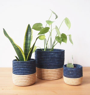 Island Planter Baskets