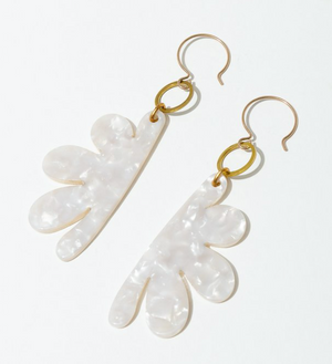 Eden Cloud-Shaped Earrings