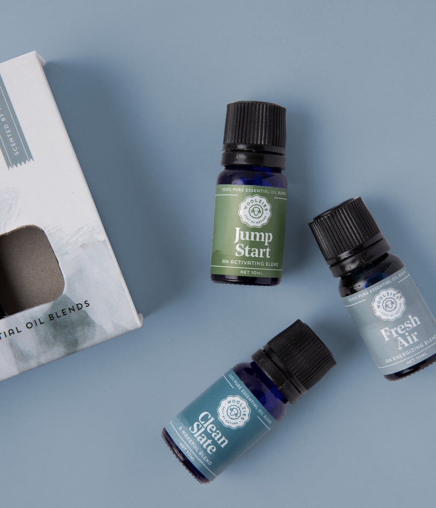 Renewal Essential Oil Kit (New Beginnings)