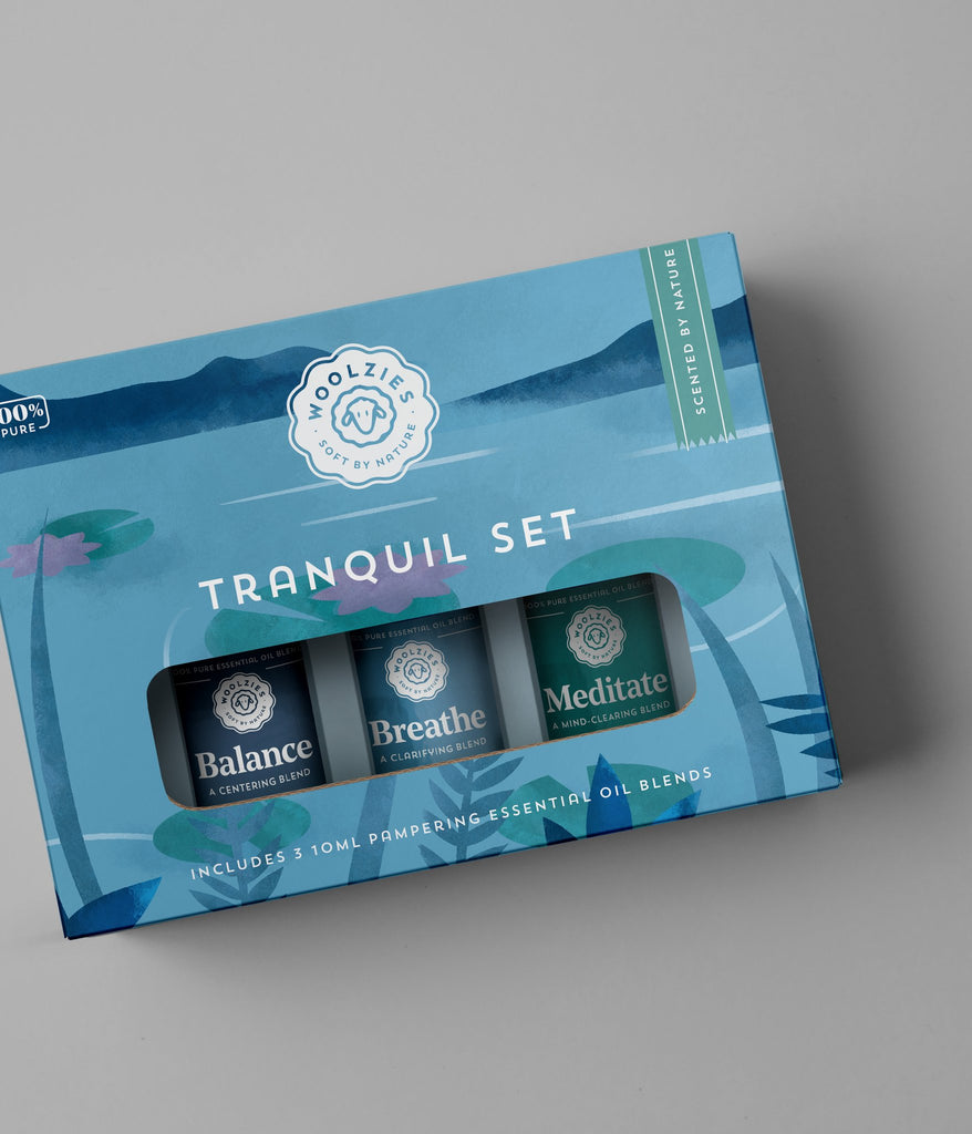 The 'Tranquil' Essential Oil Collection