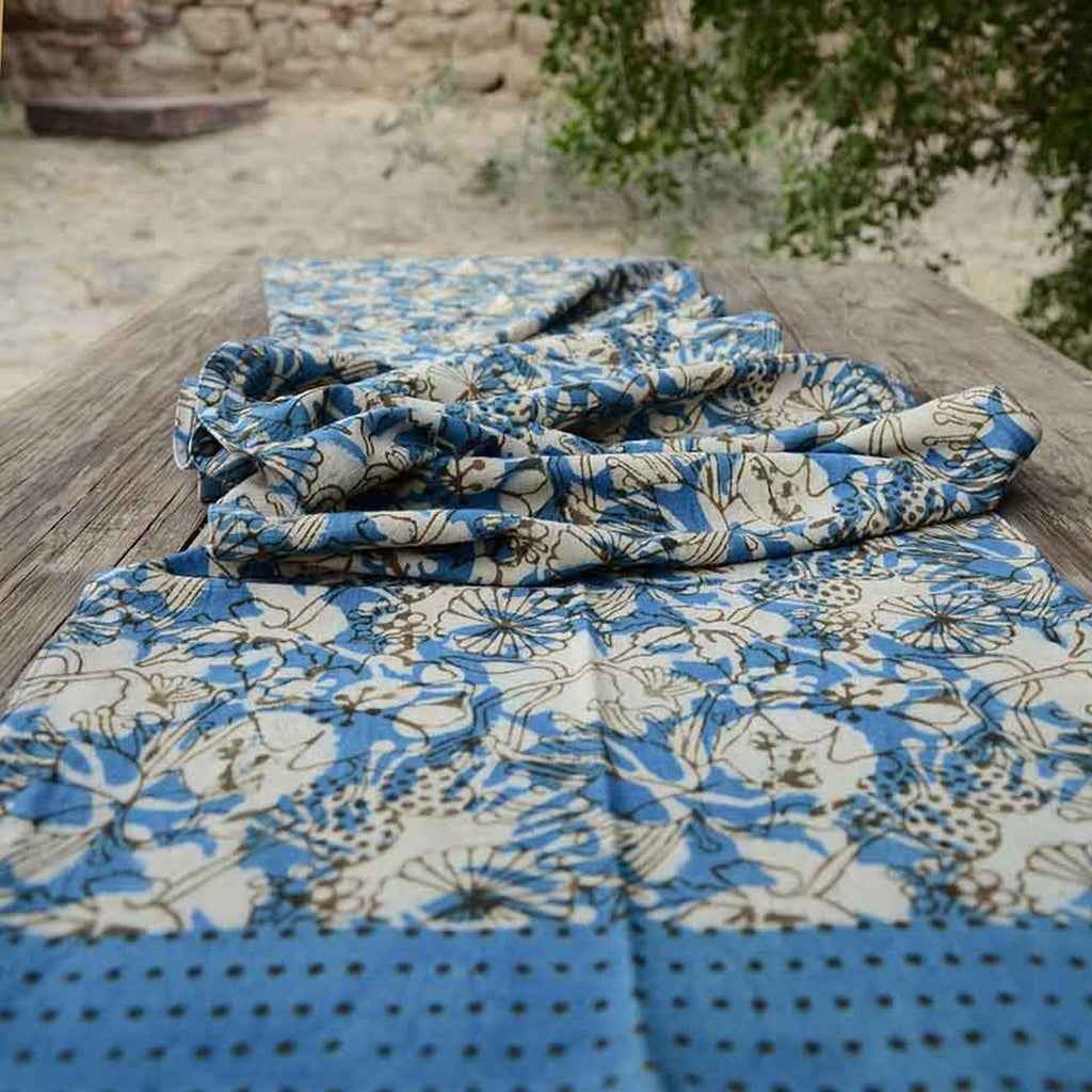 Ichcha - Azul - Table Runner