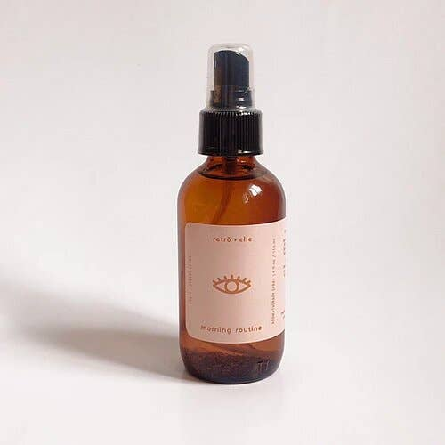 Morning Routine Aromatherapy Spray