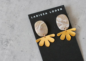 Larissa Loden Jewelry - Amaka Earrings