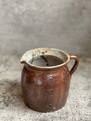 Organic Ceramic Pitcher