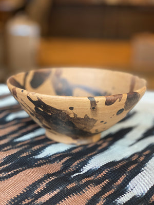 Tazón Cirilo Bowl made by hand in Oaxaca Mexico