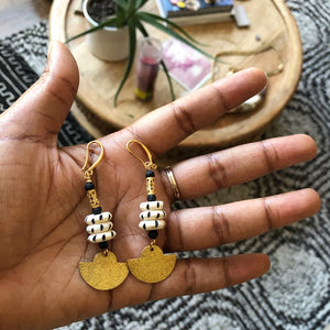 Societe Urbane: Cairo Earrings