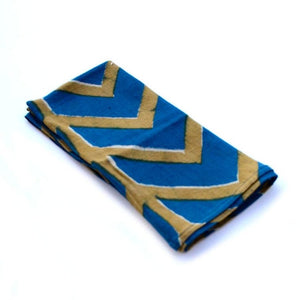 Ichcha - Golden Arrow Dinner Napkins set of 4