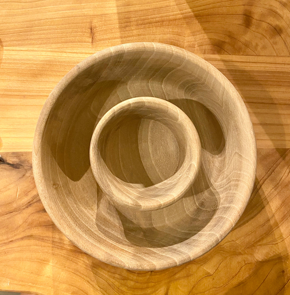 Walnut Appetizer Bowl