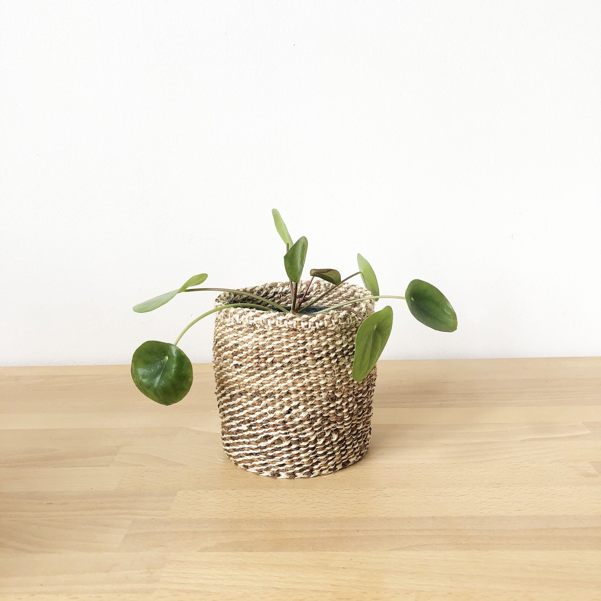 STORAGE BASKET: BANANA LEAF