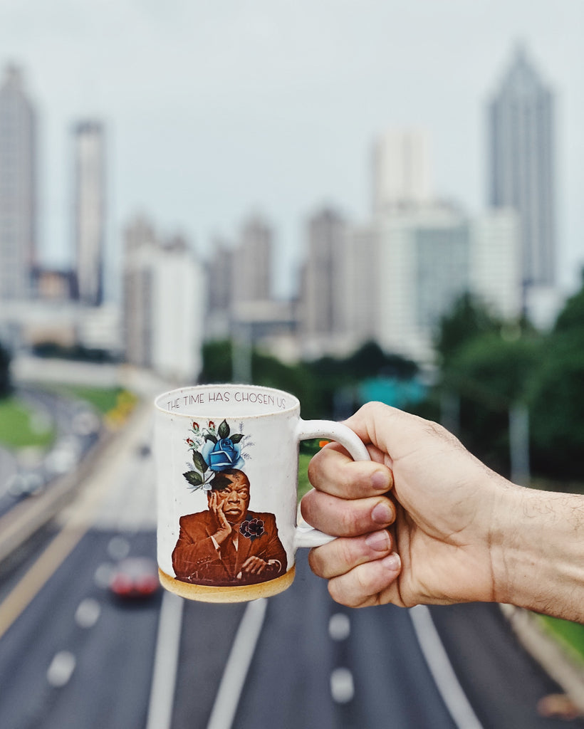 John Lewis Mug Exclusive CCLC X SHG collaboration