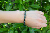 Nephrite Beads Bracelet 6mm