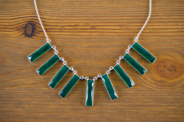 Photo of Green Onyx Necklace