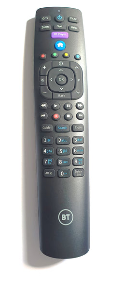 BT Youview Remote - Troubleshooting Guide