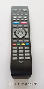 TalkTalk Remote Control for DN360T, DN370T or DN372T YouView Boxes