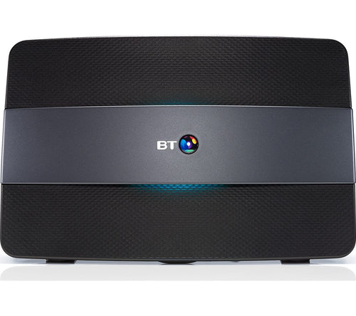 bt smart hub type a 6 router for problems with setup or speed please review manual