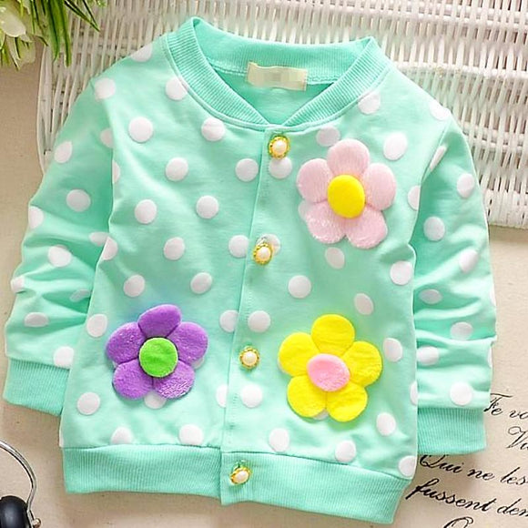 New Baby Girl Coat Jacket