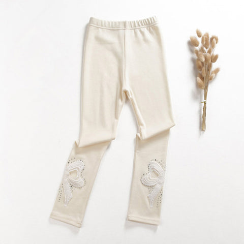 Cotton skinny leggings for Girls