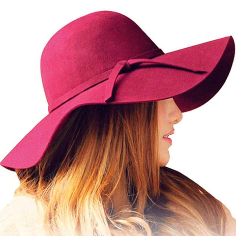 Vintage Sun hat for Women