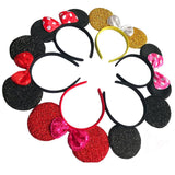 6 pcs Minnie/Mickey Girls Headband