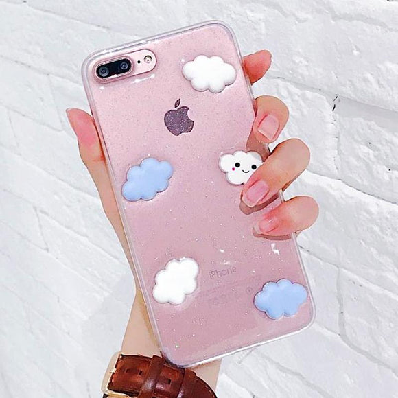 Cute 3D Case iPhone 7 8 Plus 6 6s Plus