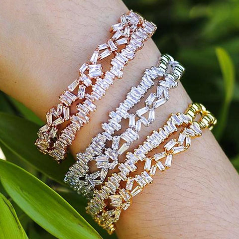 Luxury multi layered Bracelet