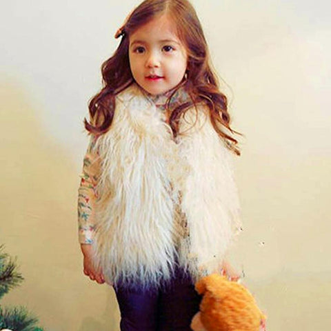 Stylish baby/girl vest