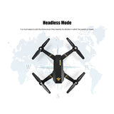 Mini Foldable  Quadcopter Drone with Camera