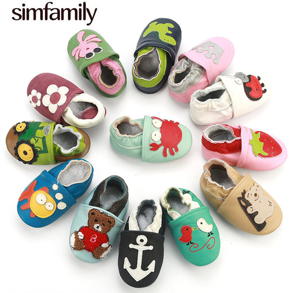 Soft First Shoes for Babies