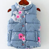 Casual Warm Vest for Babies