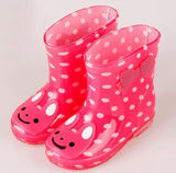 Cute Rain Boots Shoes for Girls