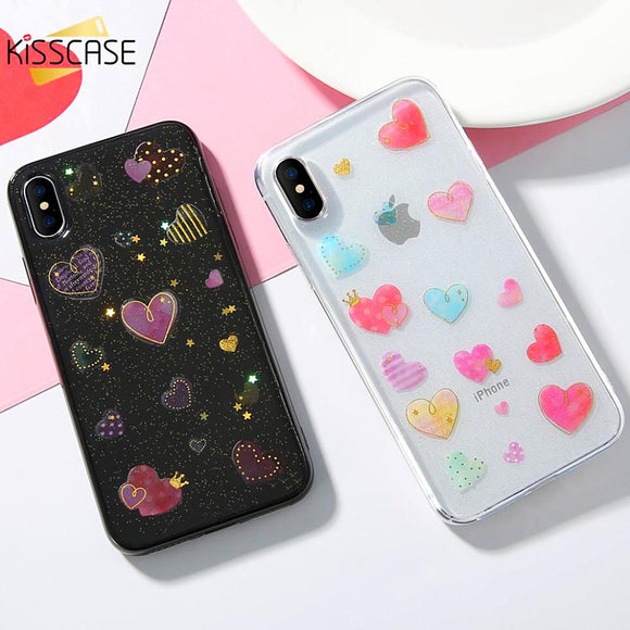 Sweet Case iPhone X 10 5 6 7 8 plus
