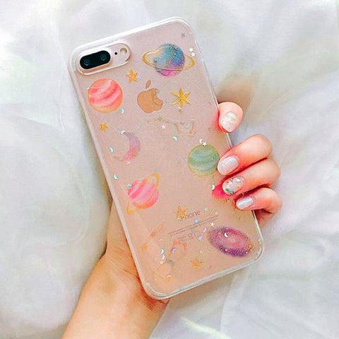 Lovely Case iPhone X  5 6 7 8 plus