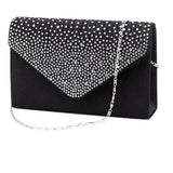 Satin Party Handbag